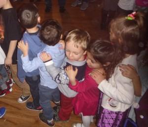 Kids music performance