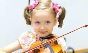 Los Angeles violin lessons for kids